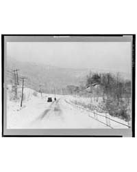 Highway After Blizzard, Brattleboro, Ver... by Library of Congress