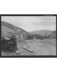 Ghost Mining Town Pony, Montana, Photogr... by Library of Congress