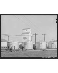 Constructing Bin for Ever-normal Granary... by Library of Congress