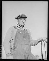 Lawrence Corda, Tiff Miner, Has Beef Cat... by Library of Congress