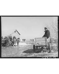 Farmers at Auction Zimmerman Farm Near H... by Library of Congress