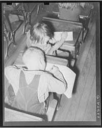 Schoolchildren San Augustine, Texas, Pho... by Library of Congress