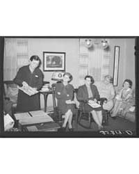 County Home Demonstration Agent Explaini... by Library of Congress