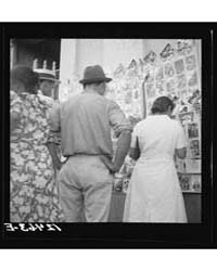 Postcards for Sale Near the Market San J... by Library of Congress