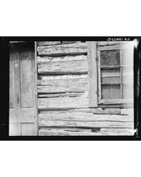 Detail of Cabin Construction Ross-hockin... by Library of Congress