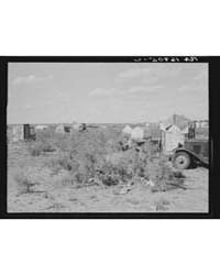 Outskirts of Oil Boom Town No Living Qua... by Library of Congress