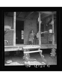 Sharecropper Family Near Chesnee, South ... by Library of Congress