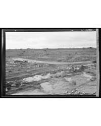 Kern County Debris Left Out on the Flats... by Library of Congress