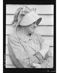 Native of North Carolina Sunbonnet, and ... by Library of Congress