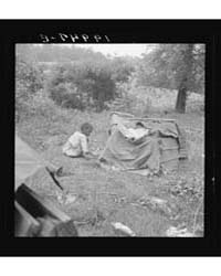 Tobacco Sharecropper Child Playing Note ... by Library of Congress