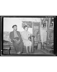 Unemployed Coal Miner and Wife Living in... by Library of Congress