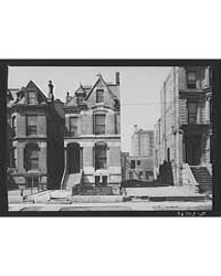 Apartment Houses Rented to Negroes Chica... by Library of Congress