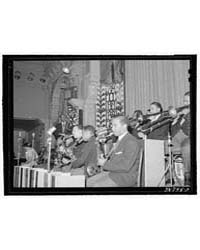 The Band at the Savoy Ballroom Chicago, ... by Library of Congress