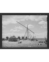 Farm Scene Vale-owyhee Irrigation Projec... by Library of Congress