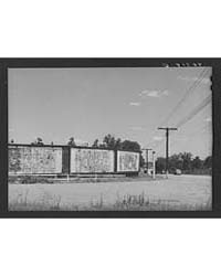 Billboards on Bladensburg Road, US No 1,... by Library of Congress