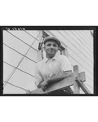 Mr Gaetano Simone, Italian Fsa (Farm Sec... by Library of Congress