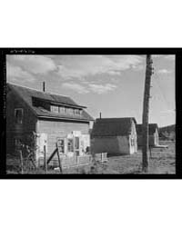 House in the Slum Area in Fort Kent, Mai... by Library of Congress