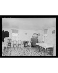 Interior of Home of Fsa (Farm Security A... by Library of Congress