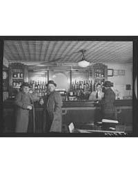 At the Bar in the Democratic Club in Ali... by Library of Congress