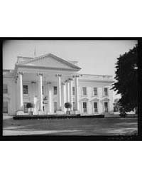 White House Washington, Dc, Photograph 8... by Library of Congress