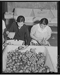 Yauco, Puerto Rico Sorting and Packing T... by Library of Congress