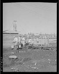 San Juan, Puerto Rico Fetching Water fro... by Library of Congress