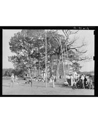 Baseball Game After May Day-health Day F... by Library of Congress
