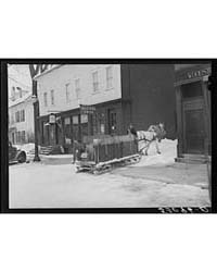Garbage and Rubbish is Collected with Ho... by Library of Congress
