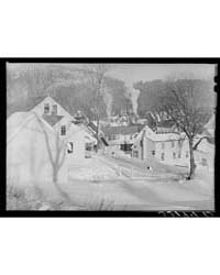 Homes in Woodstock, Vermont, Photograph ... by Library of Congress