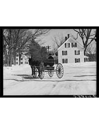 Going to Town Woodstock, Vermont, Photog... by Library of Congress
