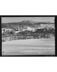 Town of Stowe, Vermont, Photograph 8C117... by Library of Congress