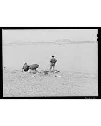 Fishing on Ohio Riverfront in Louisville... by Library of Congress
