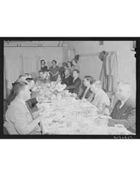 Rotary Club Dinner and Meeting in Yancey... by Library of Congress