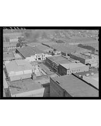 Tobacco Warehouse Section of Durham, Nor... by Library of Congress