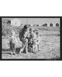Agricultural Day Laborer's Family Osceol... by Library of Congress