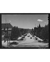 Main Street in Leadville, Colorado, Phot... by Library of Congress