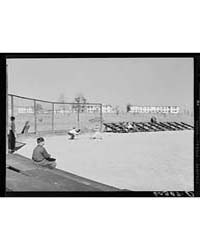 Baseball Game Greenhills, Ohio, Photogra... by Library of Congress