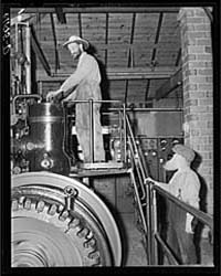 Diesel MacHine at House of David Benton ... by Library of Congress