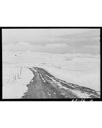 Road from Harlawton to Big Timber, Monta... by Library of Congress