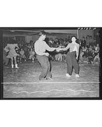 Jitterbug Contest at the Dance Which Clo... by Library of Congress