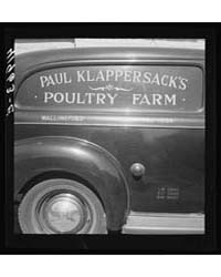 Mr Paul Klappersack, Jewish Poultry Farm... by Library of Congress
