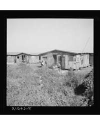 Negro Quarters for Migrant Agricultural ... by Library of Congress