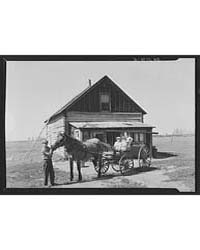 Yankoski Children Ready to Leave for Sch... by Library of Congress