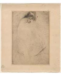 Jo's Bent Head, Photographs 01209V by Whistler, James McNeill