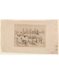 Little Dordrecht, Photographs 01211V by Whistler, James McNeill