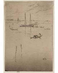 The Little Lagoon, Photographs 10828V by Whistler, James McNeill