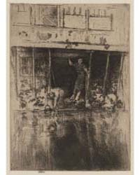 Pierrot, Photographs 10832V by Whistler, James McNeill