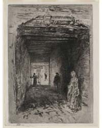 The Beggars, Photographs 10838V by Whistler, James McNeill