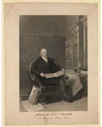 John Quincy Adams, President of the Unit... by Durand, A. B.