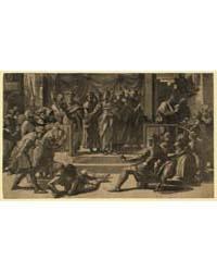 The Death of Ananias, Raphael Urbinas, P... by Carpi, Ugo Da